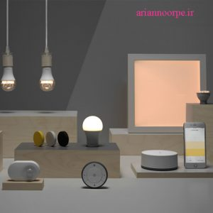 روشنایی هوشمند.آرین نور